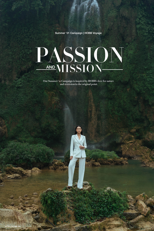 PASSION and MISSION | Summer '21 Campaign