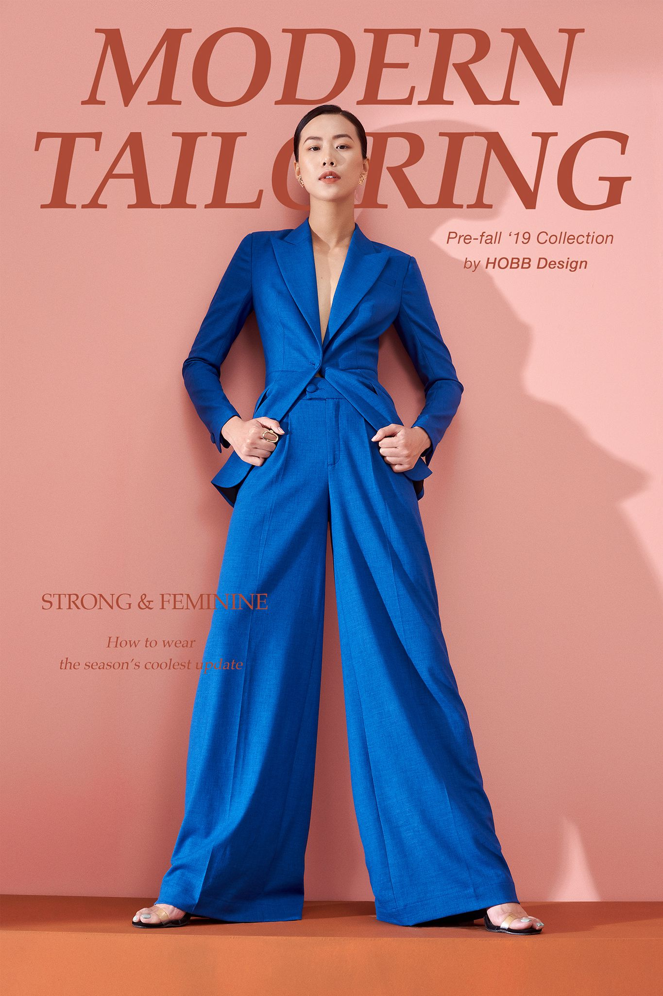 MODERN TAILORING   Pre-Fall '19 Collection