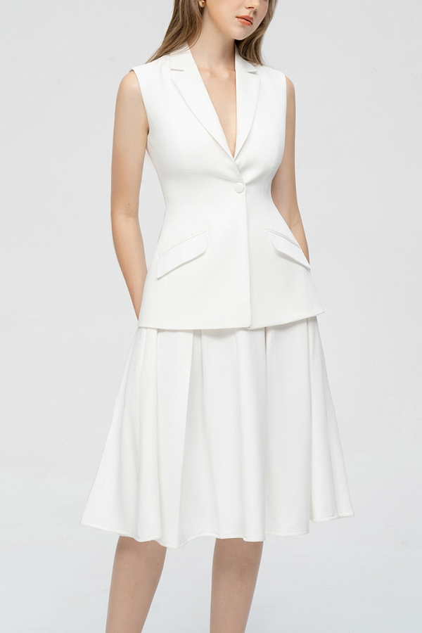 VALENTINA STRUCTURED VEST