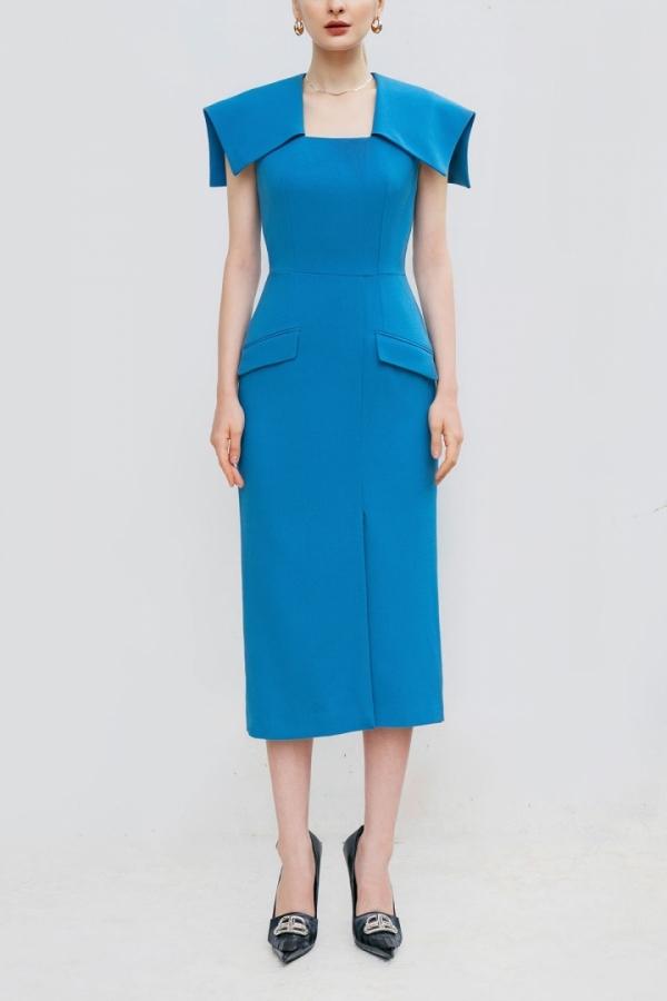 ELIN LINEN DRESS
