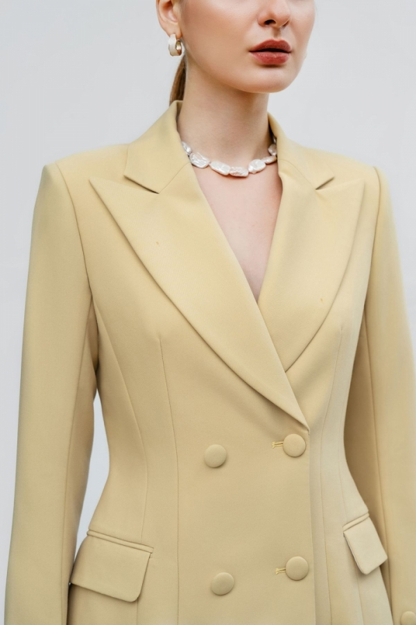 AIRY DOUBLE SUIT