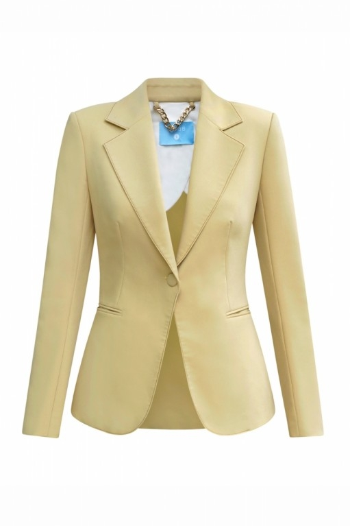 LILA SINGLE BREASTED SUIT JACKET