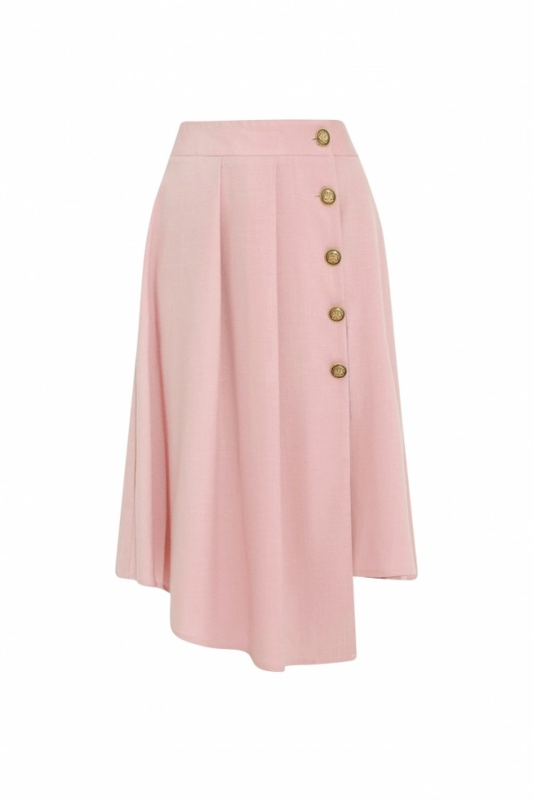 HAVILAND DART DRAPING SKIRT