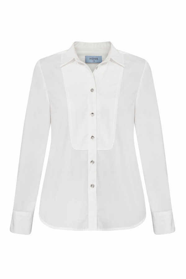 SHEIN COTTON POPLIN SHIRT